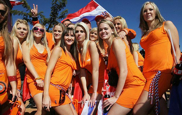 orange1 Первые на чемпионате мира по футболу обвинения в партизанском маркетинге