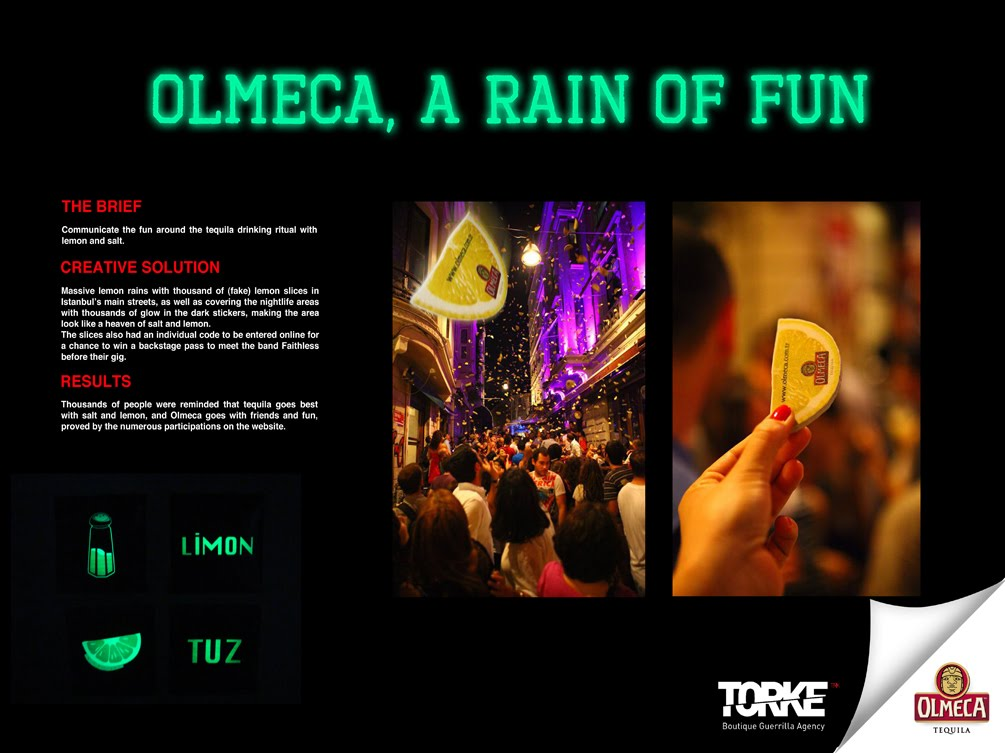 OLMECA newlogo Olmeca и их веселые стамбульские дожди