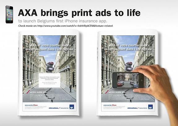 31609 axa iphone A3show iPhone поможет разобраться что случилось с авто